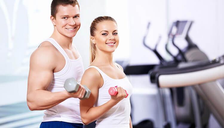 الاوزان اسرع طريقة لزيادة الوزن